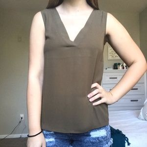 Forest Green Tank